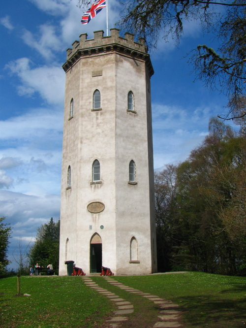 Nelson\'s Tower